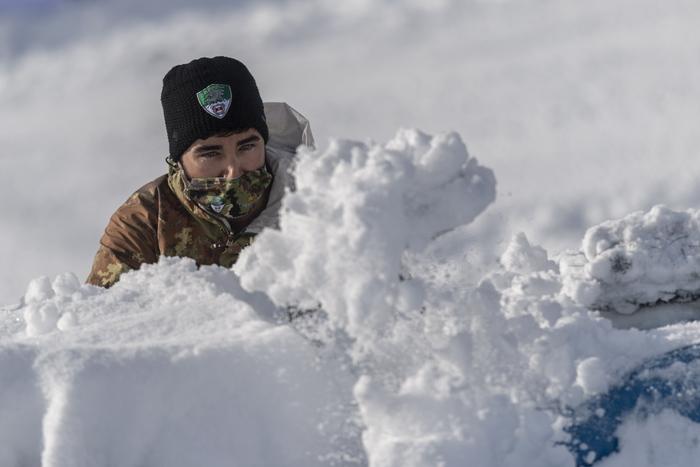 Weird Italy skiing-heavy-snow-delays-start-of-action-at-cortina-worlds Skiing: Heavy snow delays start of action at Cortina worlds What happened in Italy today