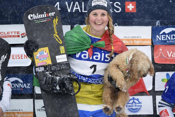 Weird Italy snowboard-moioli-gets-silver-at-worlds Snowboard: Moioli gets silver at worlds What happened in Italy today