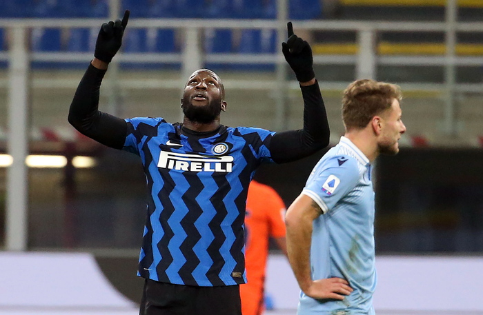 Weird Italy soccer-unstoppable-lukaku-puts-inter-on-top Soccer: Unstoppable Lukaku puts Inter on top What happened in Italy today