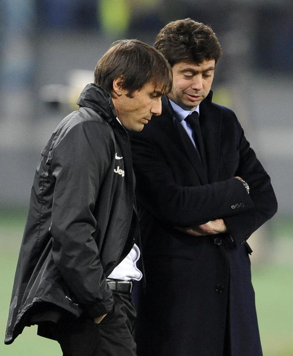 Weird Italy sporting-probe-opened-into-agnelli-conte-row Sporting probe opened into Agnelli-Conte row What happened in Italy today