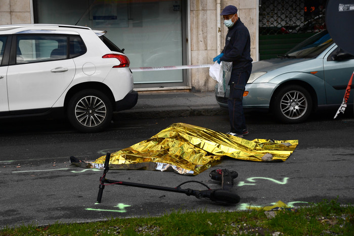 Weird Italy woman-on-segway-killed-by-lorry Woman on segway killed by lorry What happened in Italy today