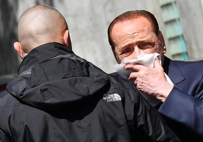 Weird Italy berlusconi-has-been-in-hospital-since-monday-lawyer Berlusconi has been in hospital since Monday - lawyer What happened in Italy today