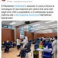 Weird Italy covid-mattarella-vaccinated-at-spallanzani-120x120 COVID: Mattarella vaccinated at Spallanzani What happened in Italy today