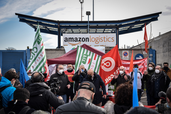 Weird Italy first-strike-of-amazon-workers-in-italy First strike of Amazon workers in Italy What happened in Italy today