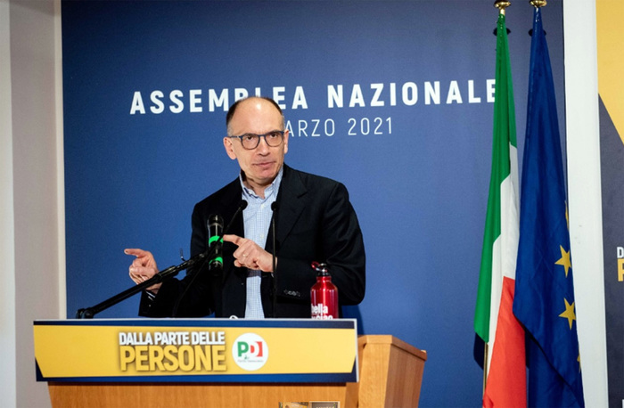 Weird Italy letta-vows-to-create-new-party-after-being-elected-pd-head Letta vows to create 'new party' after being elected PD head What happened in Italy today