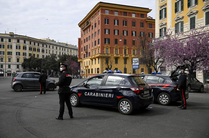 Weird Italy man-sought-after-killing-brother-by-running-him-over Man sought after killing brother by running him over What happened in Italy today