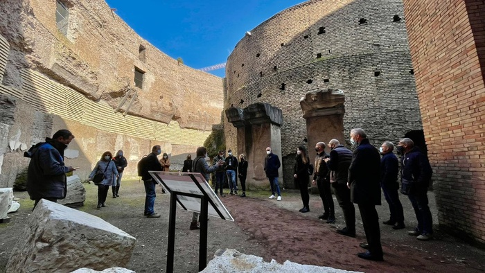 Weird Italy mausoleum-of-augustus-reopens Mausoleum of Augustus reopens What happened in Italy today
