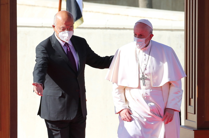 Weird Italy may-arms-fall-silent-says-pope-in-iraq May arms fall silent says pope in Iraq What happened in Italy today