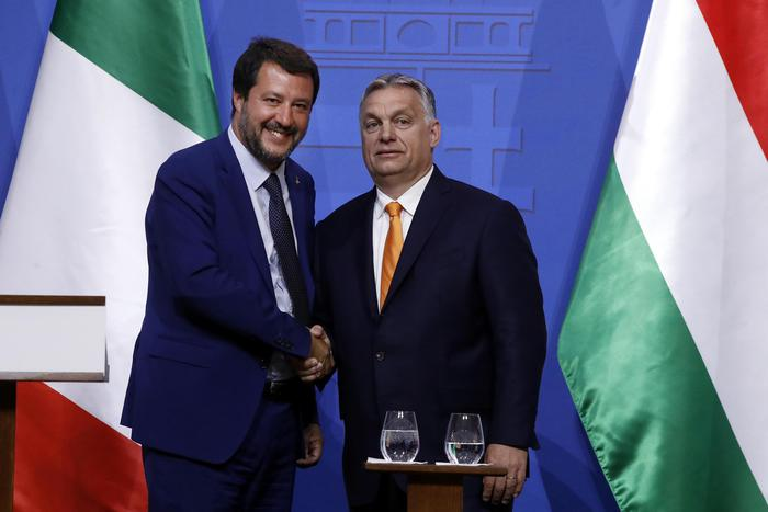 Weird Italy salvini-to-see-orban-morawiecki-with-view-to-alliance Salvini to see Orban, Morawiecki with view to alliance What happened in Italy today