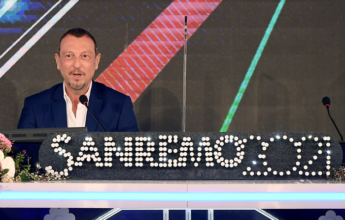 Weird Italy sanremo-music-festival-to-start-with-stars-but-no-audience Sanremo music festival to start with stars but no audience What happened in Italy today