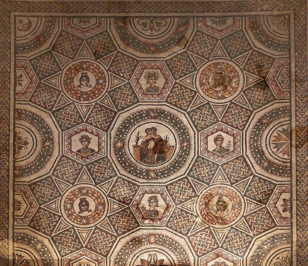 Weird Italy Villa-Romana-del-Casale-Erotic-Scene-mosaic-1024x883 The astonishing mosaics of the Roman Villa del Casale Featured Italian History What to see in Italy  romans roman history