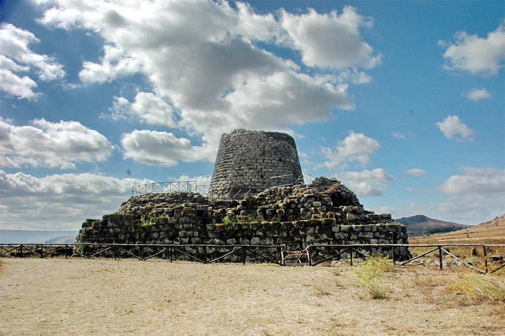 Weird Italy The-Ancient-Megalithic-Nuraghes-in-Sardinia-11 Facts, History & Pictures of the Ancient Megalithic Nuraghes in Sardinia Featured Italian History What to see in Italy  sardinia neolithic castle