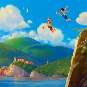Disney and Pixar's 'Luca' is set to Open ICFF 2021