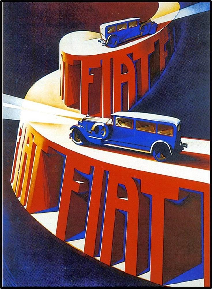 FIAT poster