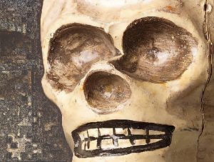 Tyrolean-Skull-Puppets