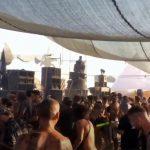 Rave party in Viterbo