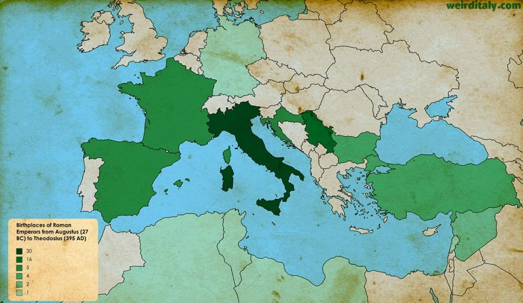 Birthplaces-of-Roman-Emperors